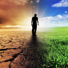 Mental health in climate change